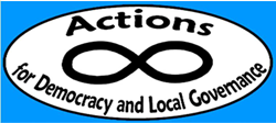 Actions for Democracy and Local Governance